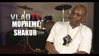 Mopreme Shakur: If Alive, 2Pac and Biggie Would