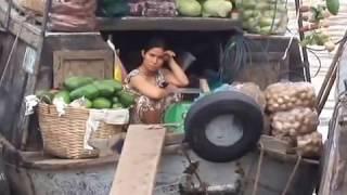 Repeat youtube video ca mau fresh market vietnam(ตลาดเช้าจังหวัดกาเมา)