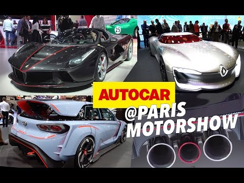 Paris Motor Show 2016 - The 14 cars you need to see | Autocar
