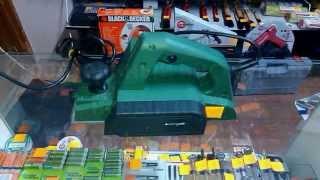Продажа Б/У строительного инструмента.  Рубанок Craft-tec PXEP202-950(, 2015-01-06T21:20:05.000Z)