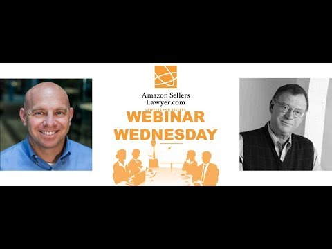 Amazon Sellers Webinar: CJ Rosenbaum with Online Sellers Resource