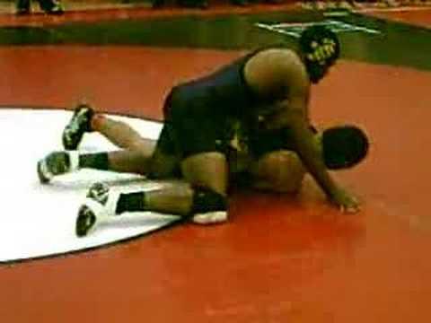 160 lbs Nick Lane vs. Archbishop Wood