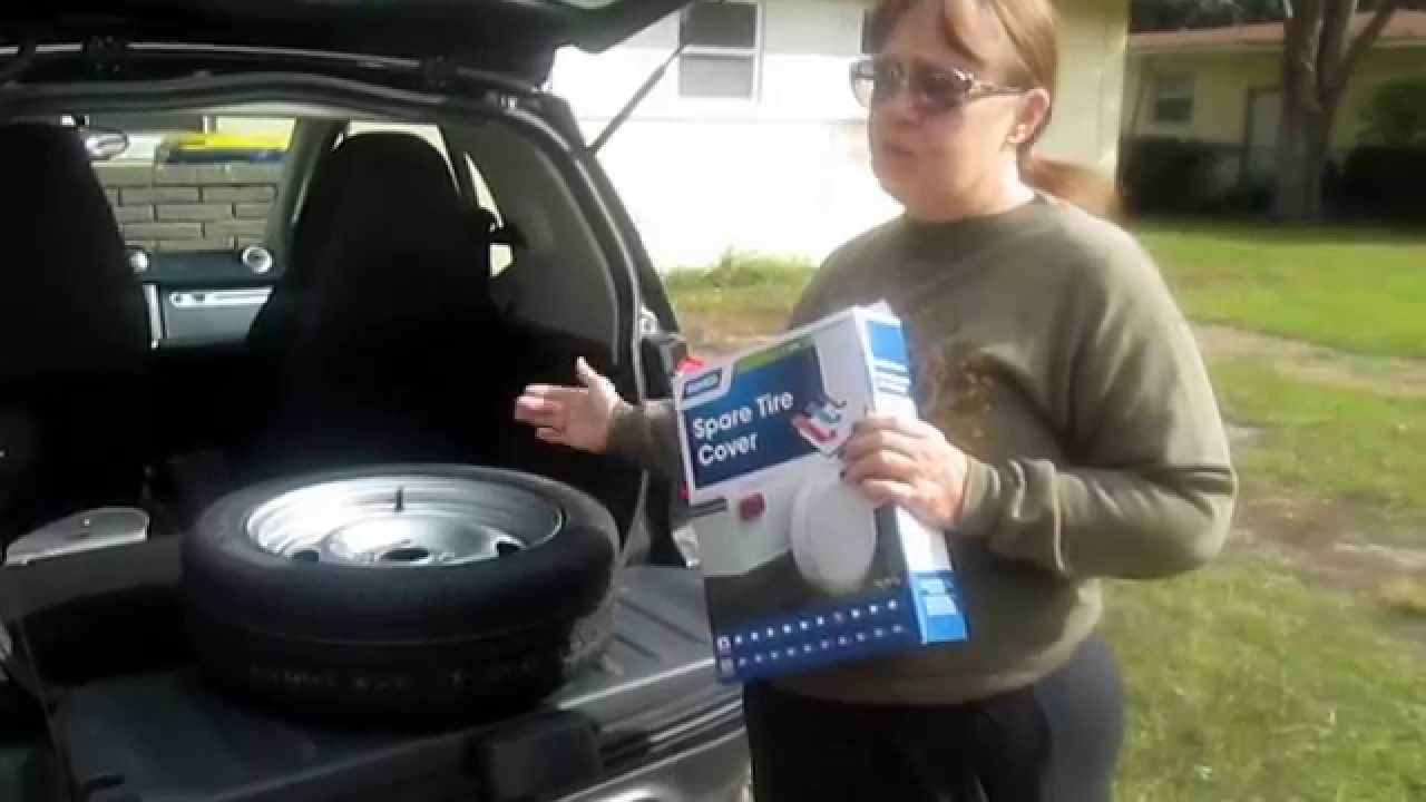Smart Fortwo Spare Tire Get New Cover Product Review Youtube