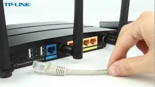 TP-LINK Wireless Router Configuration Video