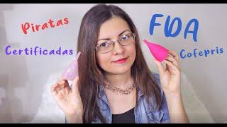 Calidad de las copas menstruales | certificaciones | piratas | Copa Menstrual México