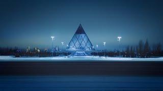 Astana - Timelapse (Айнур Абдиева - Зажигай)