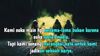 Download lagu Sindiran para bajingan wajib nonton Quotes caption hs MP3