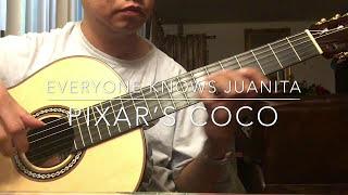Everyone Knows Juanita - from Pixar's Coco