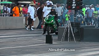 Bikes (N/T) Shake Down's Grudge Racing @ (SGMP) Drag Racing.