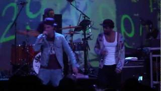 Dendemann feat Patrice  - Papierkrieg [live / HD]