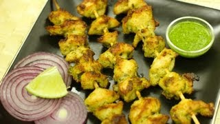 Tandoori Chicken In Microwave And Green Chutney Related