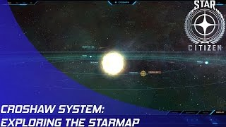 Star Citizen: Starmap - Croshaw System