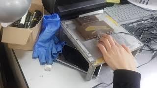 PU가죽 마스크 스트랩 목걸이줄 홍보문구 로고 레이저 …