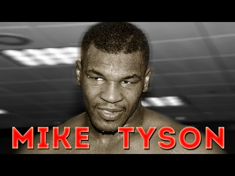 Mike Tyson - Training In Prime