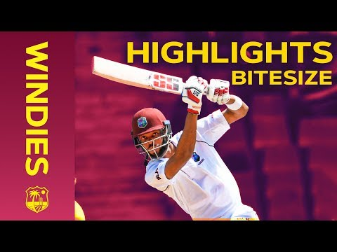 windies-vs-india-1st-test-day-4-2019-|-bitesize-highlights