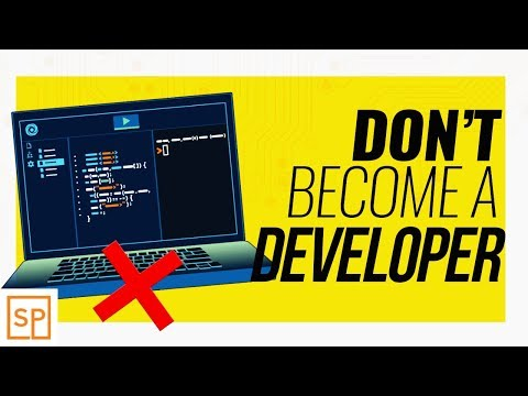 You DON'T Want To Become A SOFTWARE ENGINEER – Here's Why