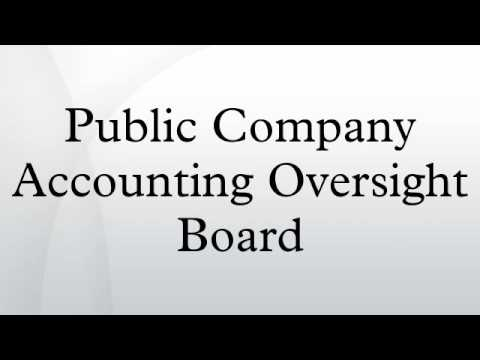 public company accounting oversight board will In its final decision of the past term, free enterprise fund vpublic company accounting oversight board, a 5-4 majority of the supreme court held that limits in the sarbanes-oxley act of 2002 .