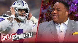 Cowboys should move on from Dak if he won't take discount —Jason Whitlock | NFL | SPEAK FOR YOURSELF