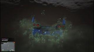 Gta 5 stromberg test drop from avenger