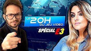 Le 20H du Jeu Vidéo E3 2019 : Zelda BOTW 2, Avengers, Cyberpunk 2077... (feat Siphano)