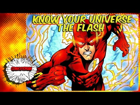 The Flash (ALL OF THEM!) - Know Your Universe