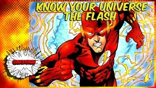 Baixar - The Flash All Of Them Know Your Universe Grátis