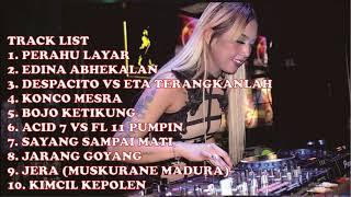 DJ LAGU DANDUT TERBARU ( full bass deejay )