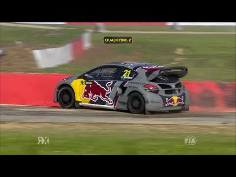Q2 Highlights | Cooper Tires World RX of Great Britain