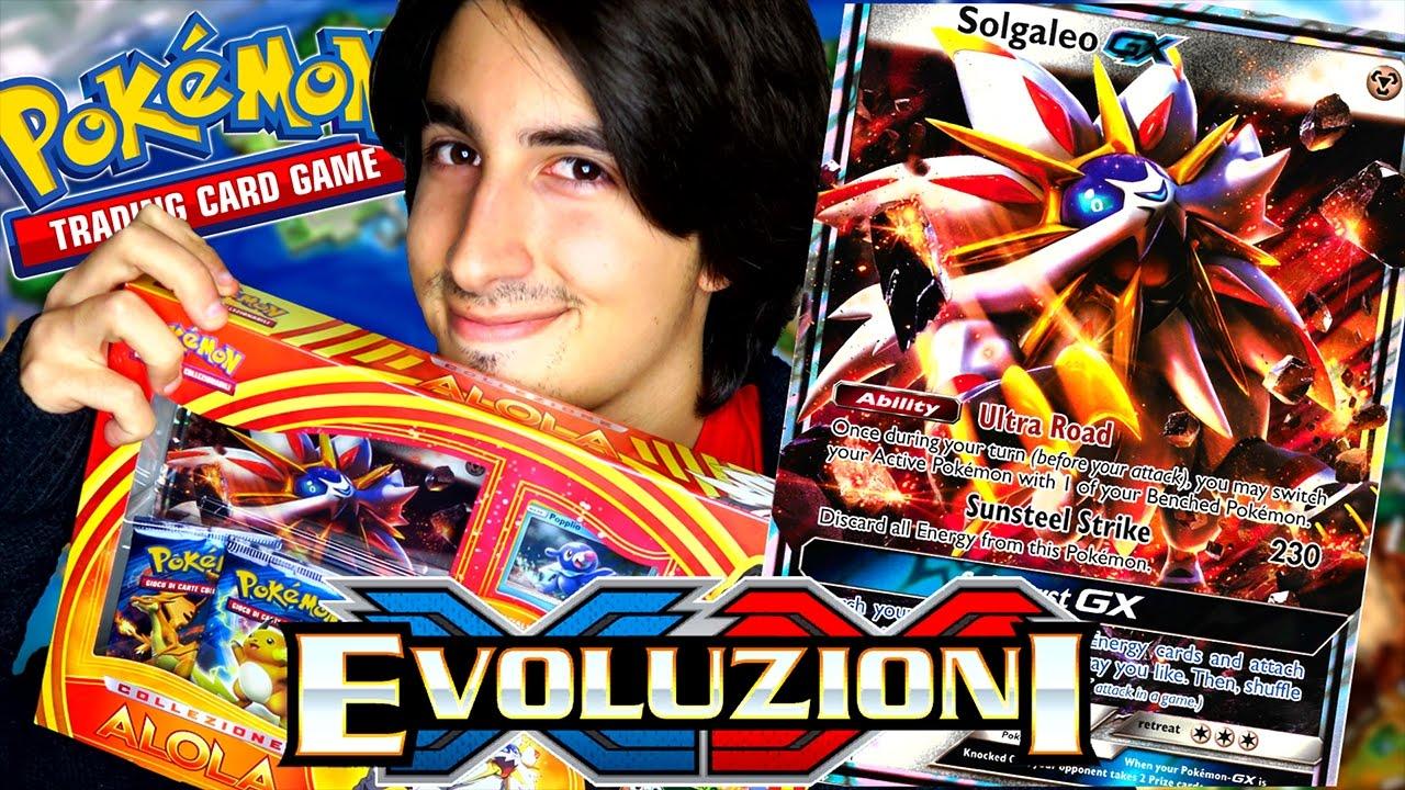 Oddio ho solgaleo gx nuove carte gx ex e turbo - Carte pokemon ex et gx ...