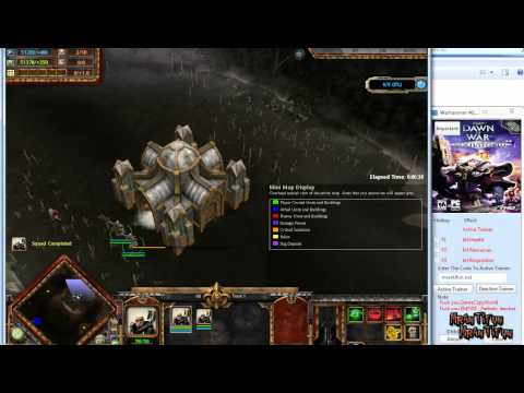 Warhammer 40,000 Dawn of War Soul Storm V1.4 Trainer +3