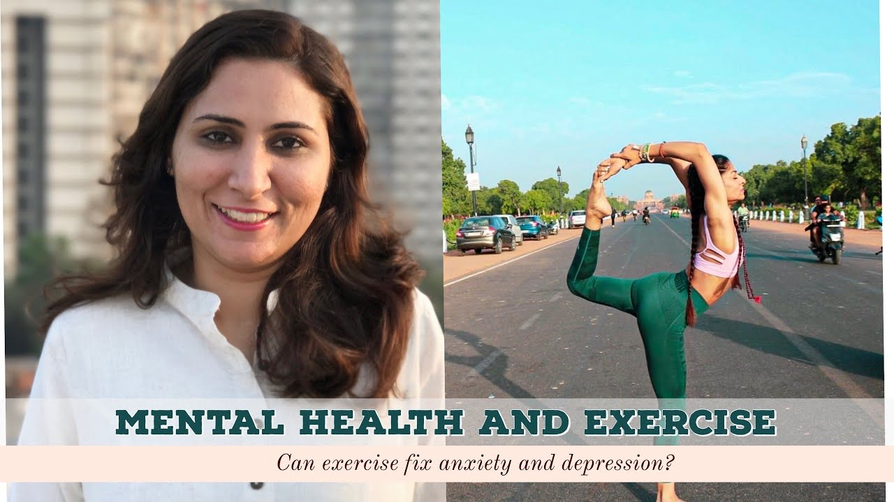 Is There a Connection Between Mental Health and Exercise? Discussion With Nidhi Mohan Kamal (Hindi)