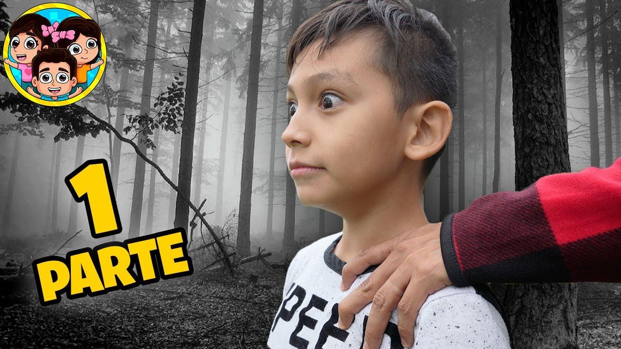 Download ALGUIEN NOS PERSIGUE EN EL BOSQUE | PARTE 1 | Las Leoncitas Kids
