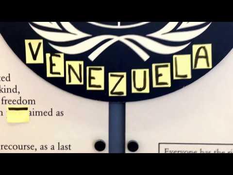 The Universal Declaration of Human Rights & Venezuela | Dr. Jose G. Lepervanche