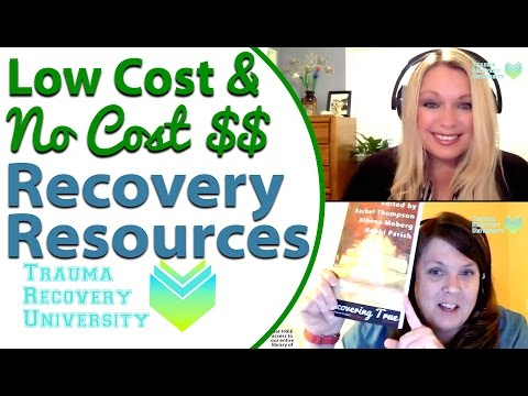 For Child Abuse Survivors: Low Cost and No Cost Recovery Resources for CSA Survivors