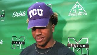 Varsity: Signing Day: Richardson heading to TCU