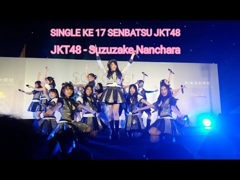 jkt48 suzukake nanchara so long handshake festival