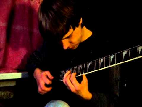 Joe Satriani   Mind storm cover by R Richie