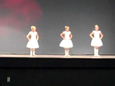 Flowers in Spring - Hayden's dress rehearsal