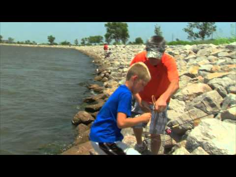 Lake Hefner Catfish