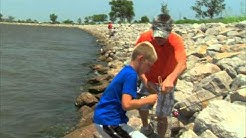 Lake Hefner Catfish