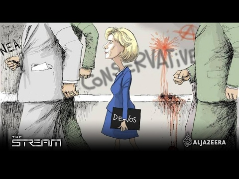 The Stream - The power of political cartoons