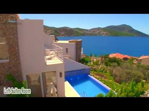 Likya Pavilion Hotel Loft Suites Kalkan Turkey