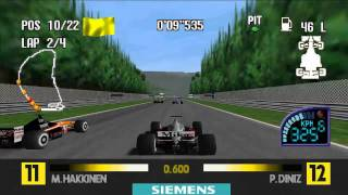 F1 Race Championship - Nintendo 64