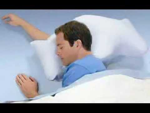 snoreless pillow review best anti snoring pillow for snorers youtube. Black Bedroom Furniture Sets. Home Design Ideas