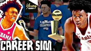 COLLIN SEXTON NBA CAREER SIMULATION ON NBA 2K18!!! THE NEXT NBA SUPERSTAR?!?