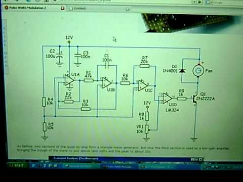 LM324    Circuit       Diagram     YouTube
