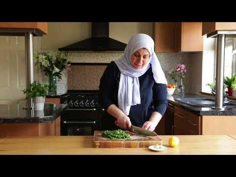 Lina's Lebanese Spicy Potatoes