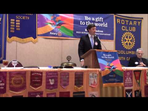 Columbia Rotary: Monday, May 2 2016