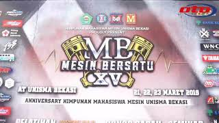 Modifikasi kontes Mesin Bersatu XV UNISMA Bekasi