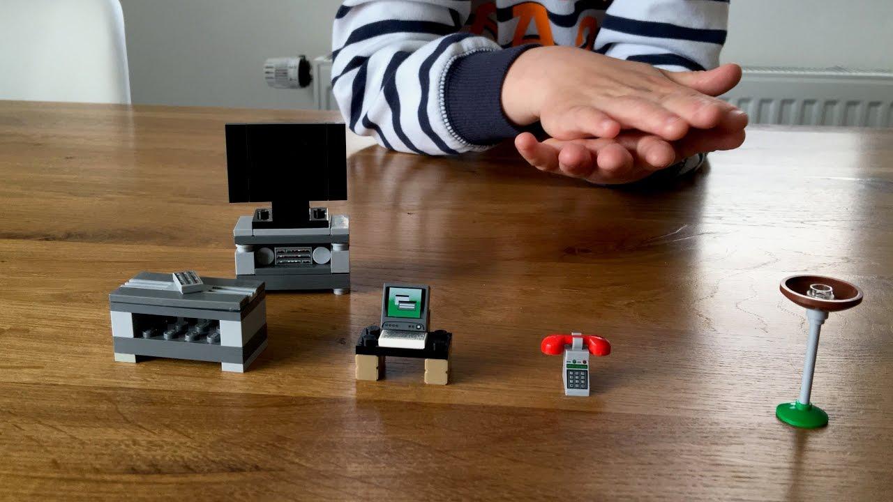 lego m bel bauen mit tom 001 youtube. Black Bedroom Furniture Sets. Home Design Ideas